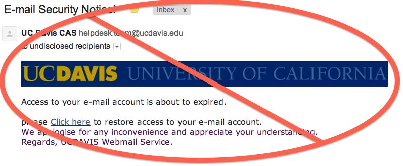 Bad Phishing Attempt